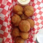 Battered Mushrooms (12)